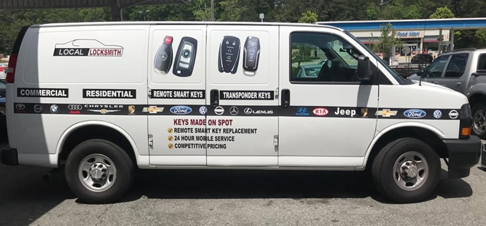 Johns Creek car locksmith